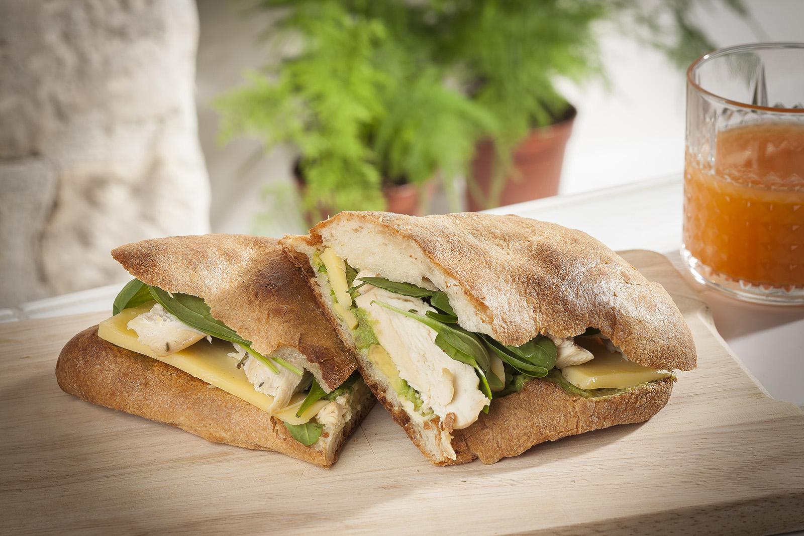Juicerie Sandwich Poulet